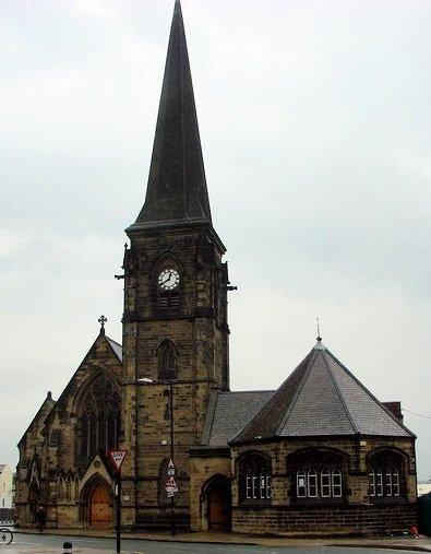 Christ Church, Shieldfield, Newcastle Upon Tyne