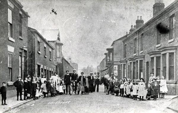 Farnworth Street in 1905