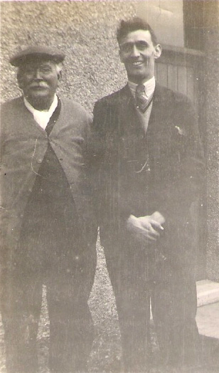 Henry Abbott and Alfred Almond