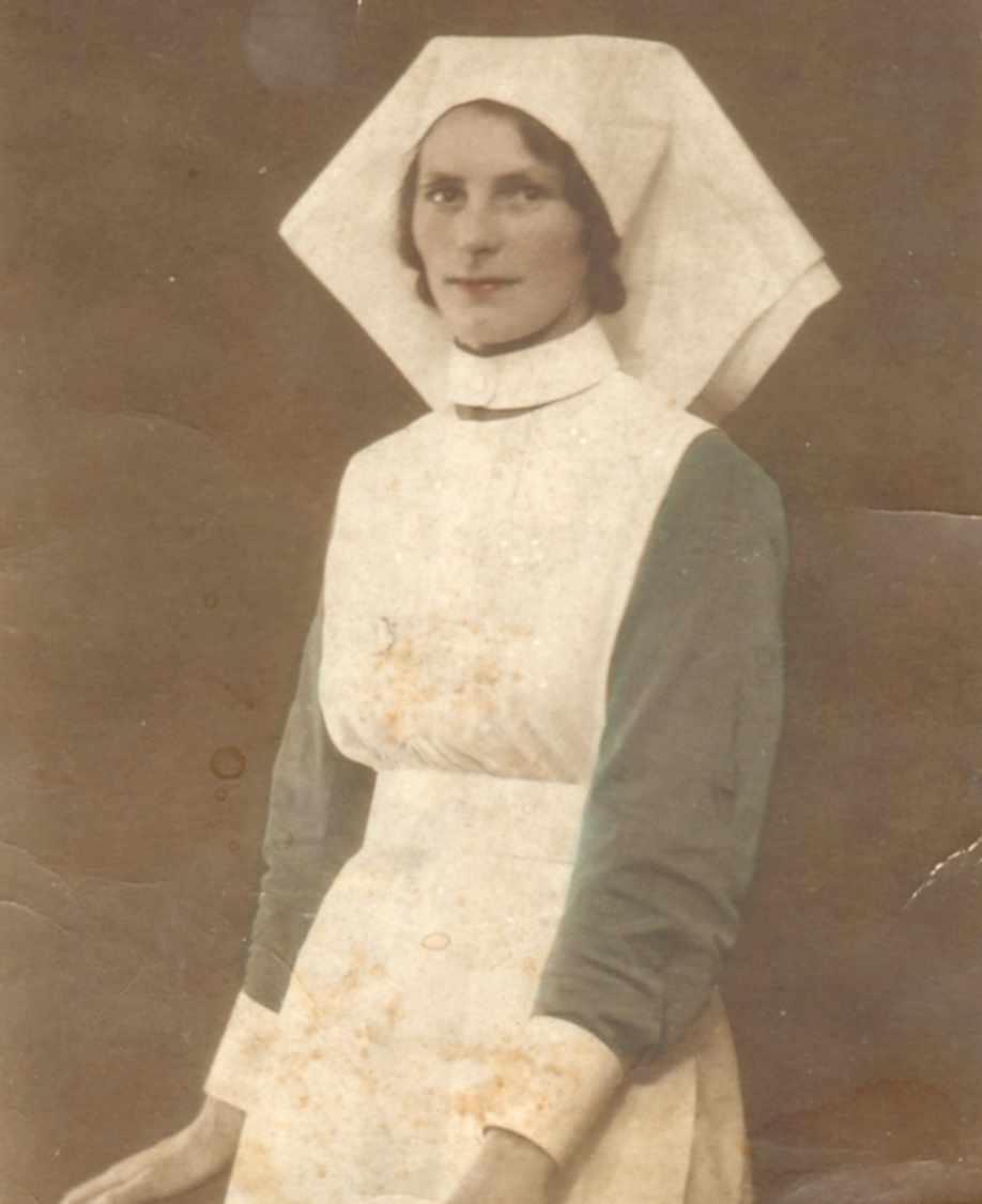 Nurse Minnie Gandy